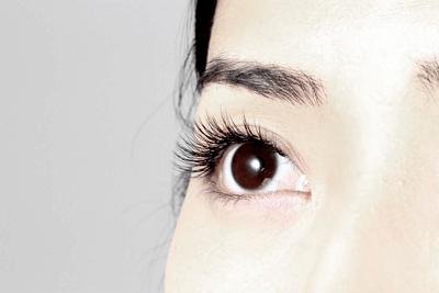 自然型睫毛种植