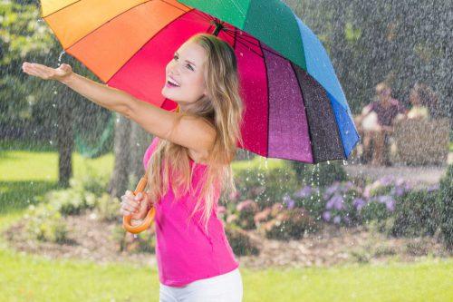 アイメイクが崩れがちな梅雨の時期にもマツエクがおすすめ!キレイを保つマツエクの湿気対策