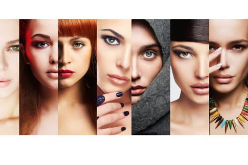 眉で顔の印象は大きく変わる?自分に似合う美人眉を描こう!